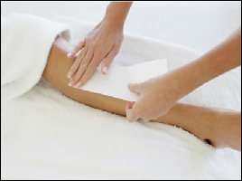 Waxing treatments available at Little Luxuries